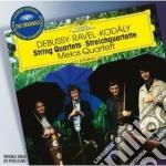 Debussy / Ravel - Quartetti - Quartetto Melos cd musicale di Melos Quartetto