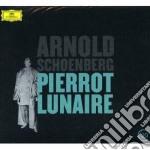 Pierrot lunaire cd musicale di Boulez