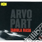 Tabula rasa cd musicale di Jarvi