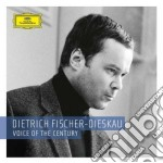 Voice of the century cd musicale di Fischer/dieskau