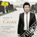 Conc. pf 2/sonata 3 cd musicale di Lang Lang