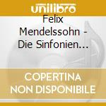 Sinfonie complete 1-5 cd musicale di ABBADO/LSO