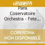 Gete a la francaise cd musicale di Paris conservatoire orches