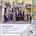 Le sinfonie complete cd musicale di Wolfgang Amadeus Mozart