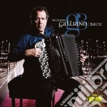 BACH                                      cd musicale di Richard Galliano