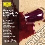 CAVALLERIA RUSTICANA                      cd musicale di Sinopoli