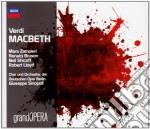 Macbeth cd musicale di SINOPOLI