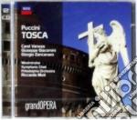 TOSCA                                     cd musicale di Muti