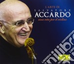 The art of salvatore accar cd musicale di ACCARDO/DUTOIT