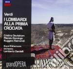 I lombardi cd musicale di Gardelli
