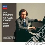 Le sonate per pianoforte cd musicale di SCHIFF