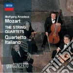 Quartetti per archi cd musicale di It. Quartetto