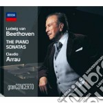 Sonate per pianoforte cd musicale di Arrau