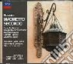 Maometto ii cd musicale di Scimone