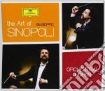 The Art of GIUSEPPE SINOPOLI (16 cd) cd musicale di Giuseppe Sinopoli