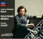 Complete piano music cd musicale di Schiff