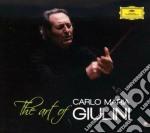 The art of carlo maria giu cd musicale di Giulini