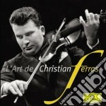 The art of christian ferra cd musicale di Ferras