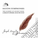 The symphonies cd musicale di Hogwood