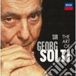 The art of georg solti cd musicale di Solti
