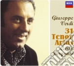 Tenor arias cd musicale di Bergonzi