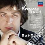 Amare bach cd musicale di Bahrami