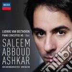 Piano conc. 1 & 4 cd musicale di Ashkar Abboud