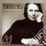 Dion:70'S - From Acoustic To Wall Of cd musicale di DION