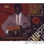 The classic early rec. - james elmore cd musicale di Elmore james and his broomdust