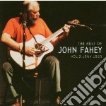 The best of 64/83 vol.2 cd musicale di John Fahey
