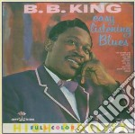 Easy listening blues cd musicale di B.b. king (+ 8 b.t.)