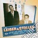Leiber & stoller vol.1 cd musicale di Artisti Vari