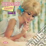 Volume 4 cd musicale di Crush Teenage