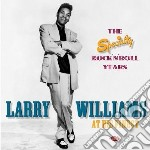 At his finest cd musicale di Larry Williams