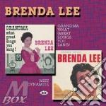GRANDMA/MISS DYNAMITE cd musicale di LEE BRENDA