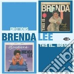 Brenda Lee - This Is Brenda/emotions cd musicale di Brenda Lee
