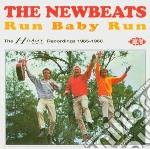 Run baby run cd musicale di Newbeats The