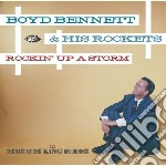 Rockin' up a storm cd musicale di Boyd bennett & his r