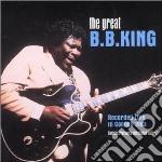 B.B. King - Great B.B.King cd musicale di B.b.king + 7 b.t.