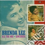 All the way/sincerely cd musicale di Brenda Lee