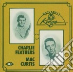Rockabilly kings cd musicale di Charlie feathers & m