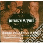 1967 blue horizon sess. cd musicale di Champion jack dupree