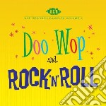 Doo wop rock & roll cd musicale di Artisti Vari
