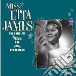 COMPL.MODERN & KENT REC. cd musicale di ETTA JAMES