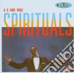 SPIRITUALS cd musicale di KING B.B.