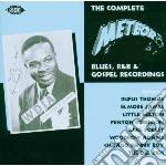 Complete meteor blues r&b & gospel recor cd musicale di Artisti Vari