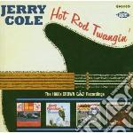 Hot rod twangin' cd musicale di Jerry Cole