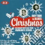 RHYTHM & BLUES CHRISTMAS cd musicale di BB.KING/L.FULSON/O.M