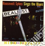 Sings the blues cd musicale di Roosevelt Sykes