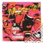 Taste of cyanide cd musicale di Girls on top